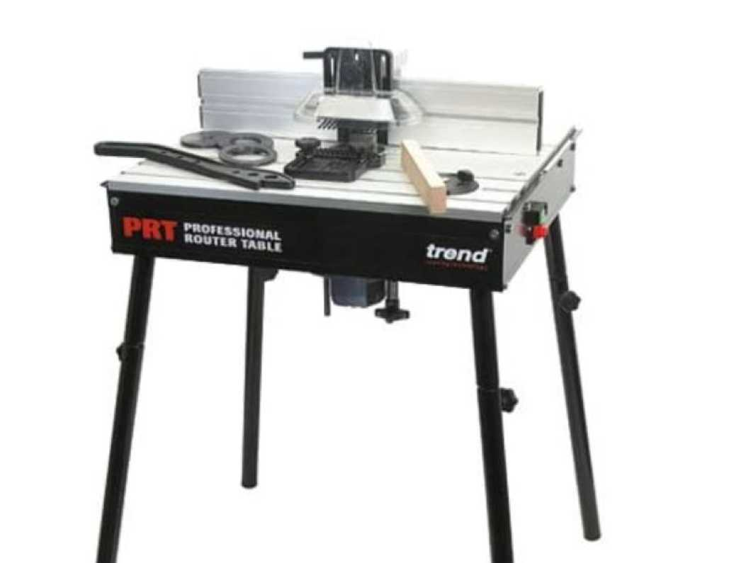 Trend PRT Professional Router Table UK