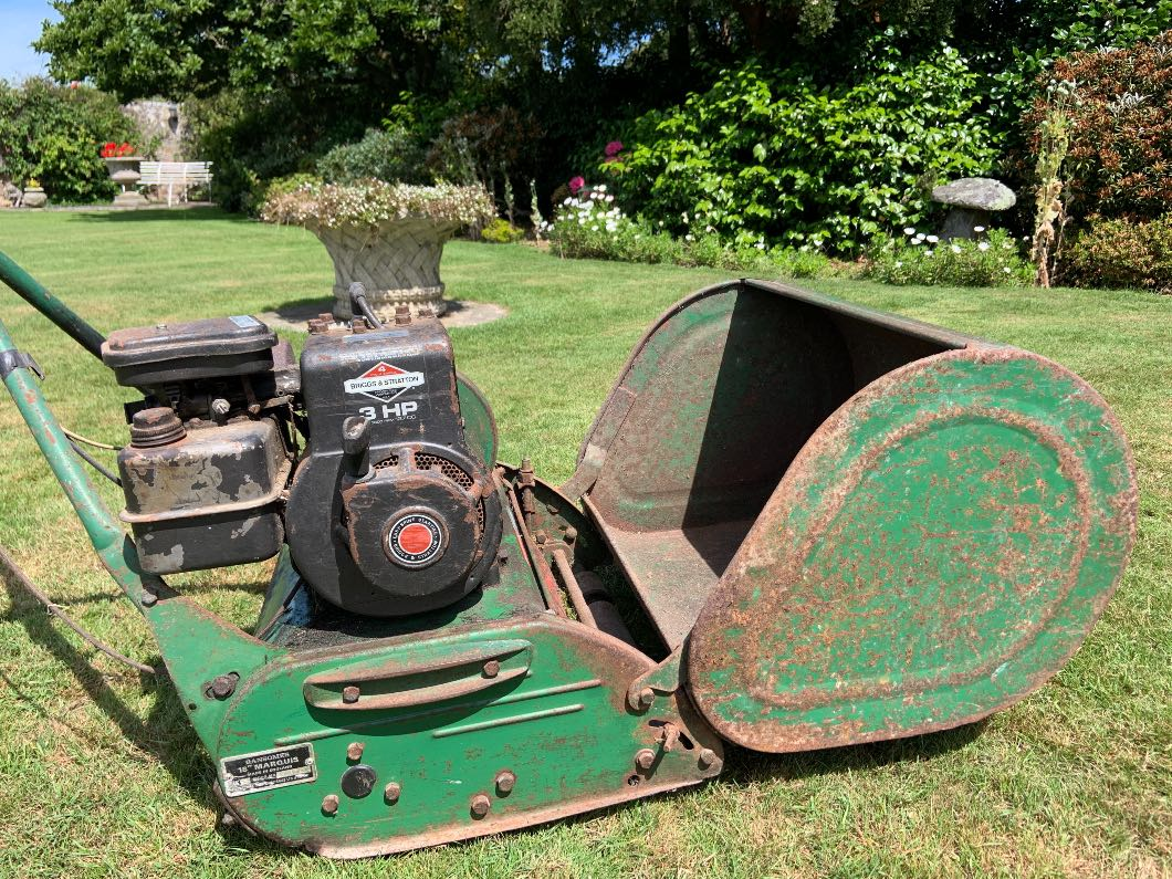 """Ransomes Marquis 18"""" Lawn Mower"""