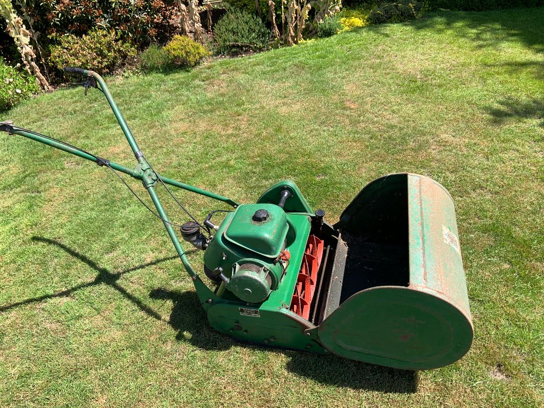 """Ransomes Marquis 20"""" Lawn Mower"""
