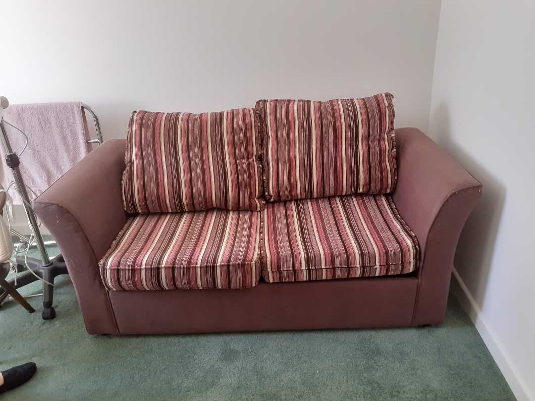 Double Sofa bed for sale.
