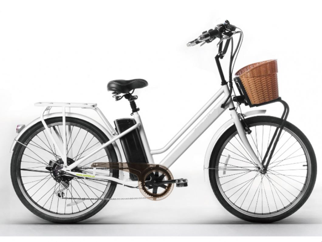WANTED Ladies e-bike size s/m