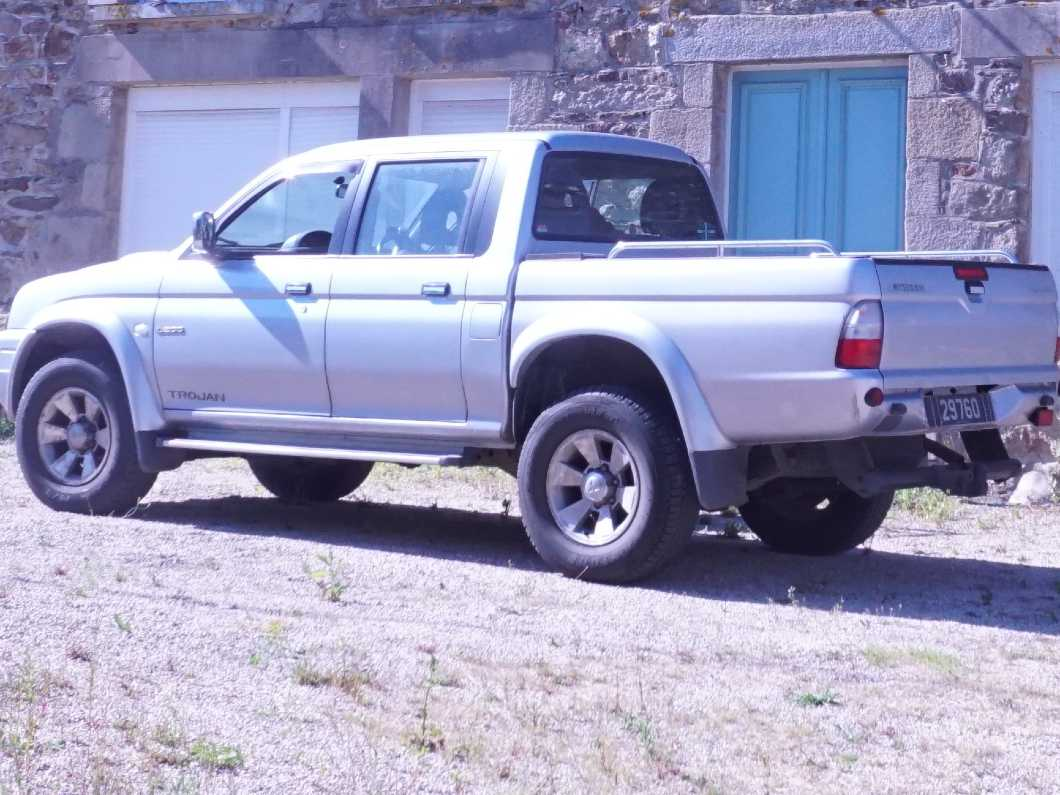 2007 MITSUBISHI L200 PICK UP - MANUAL