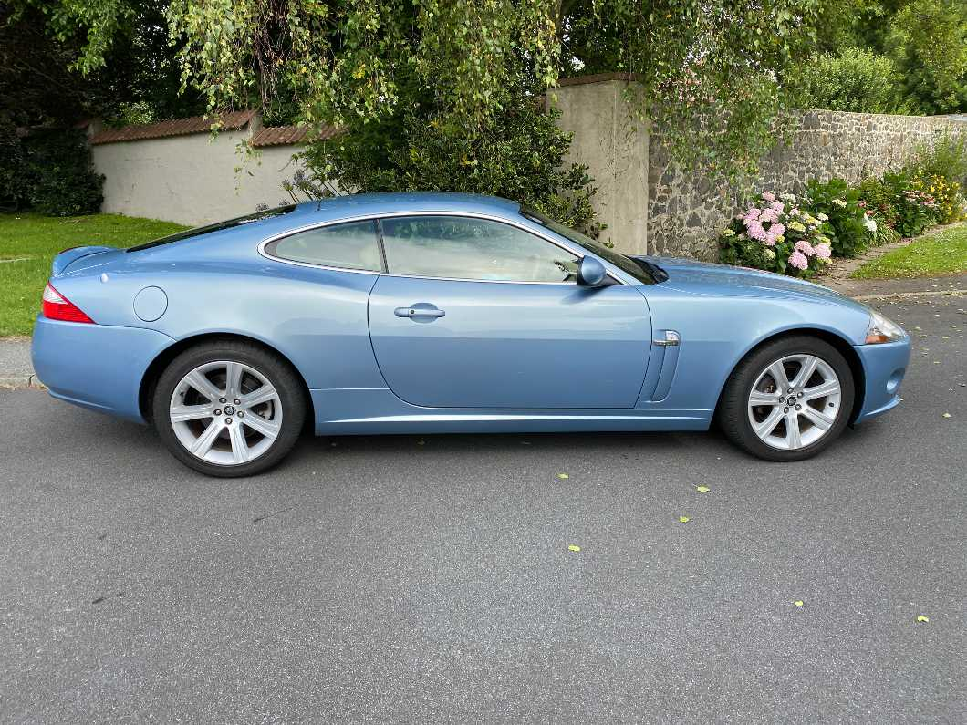 Jaguar XK 4.2 V8 Coupe Automatic. Year 2007. (First Registered 21st March, 2007)