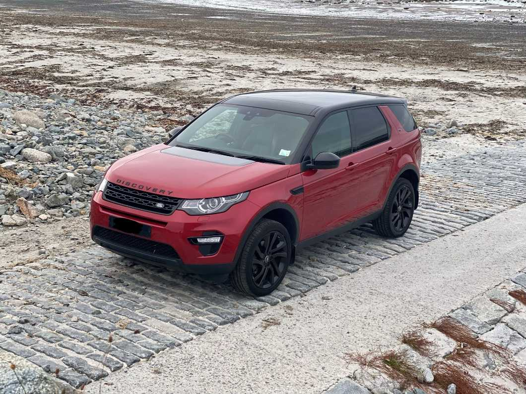 2016 Land Rover Discovery Sport HSE TD4 2.0l