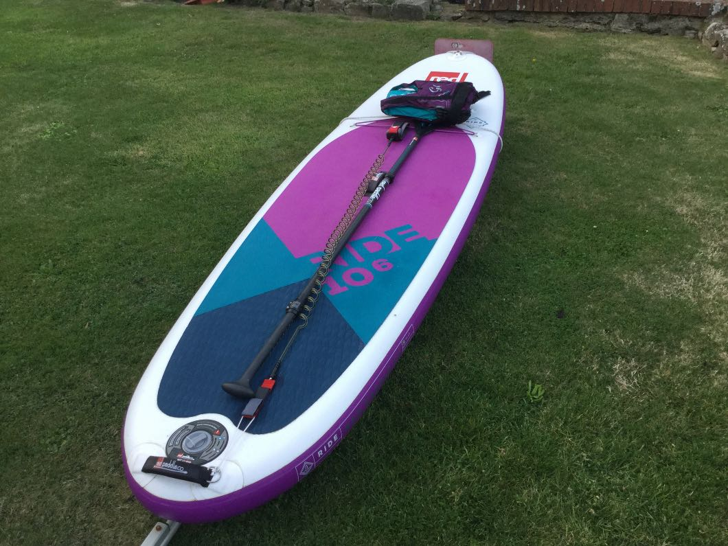 Red Company 10'6 SE MSL SUP