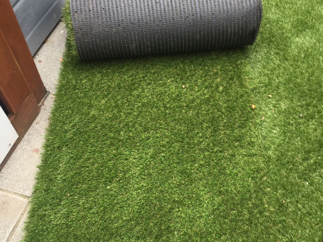 Quality, artificial Grass (end of roll)