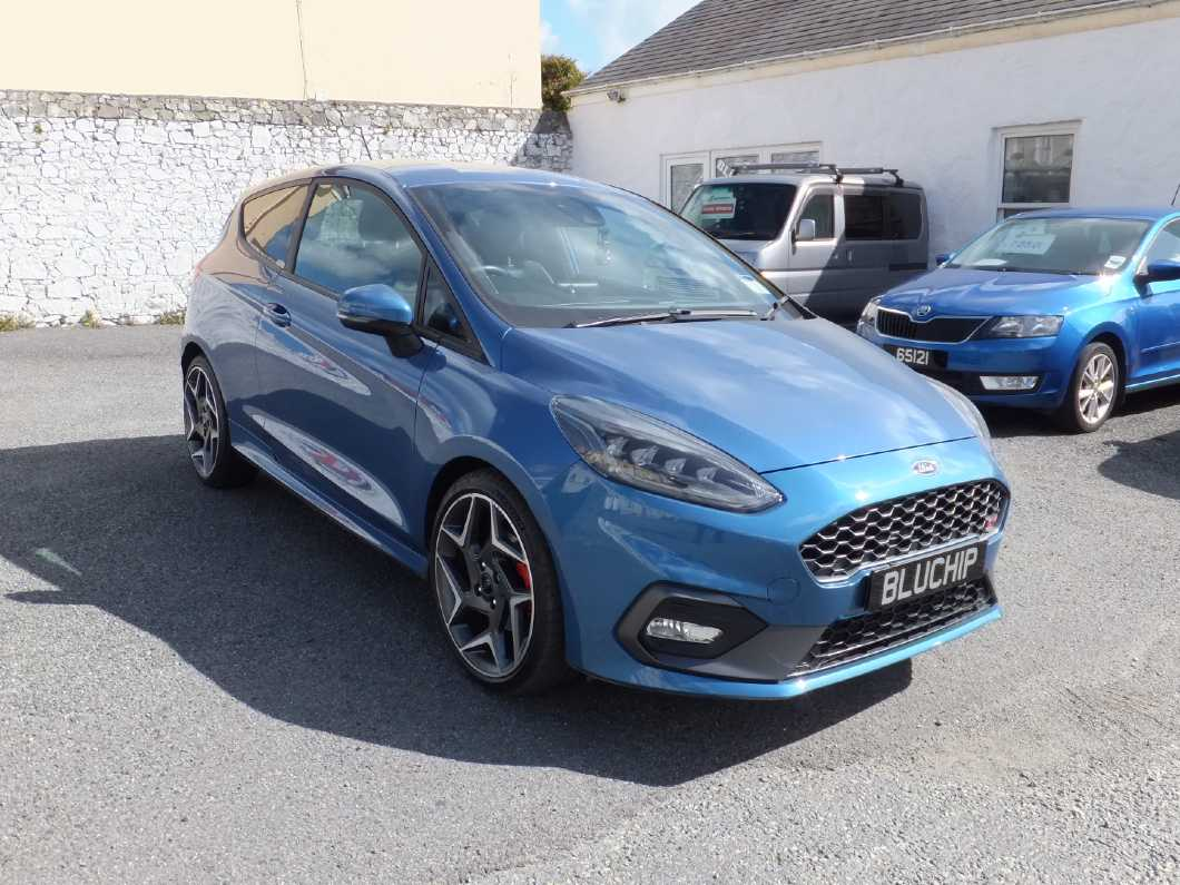 Ford Fiesta ST3 (With Performance Pack), 2019 model