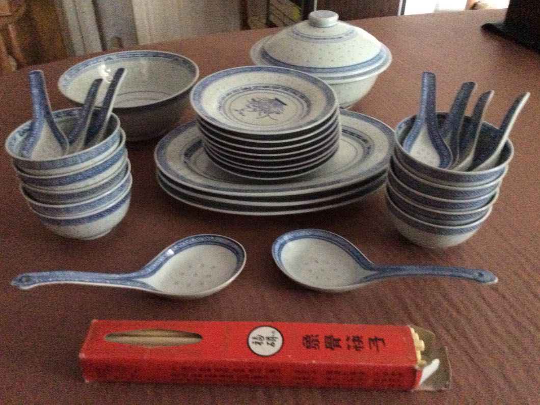 Chinese dining service