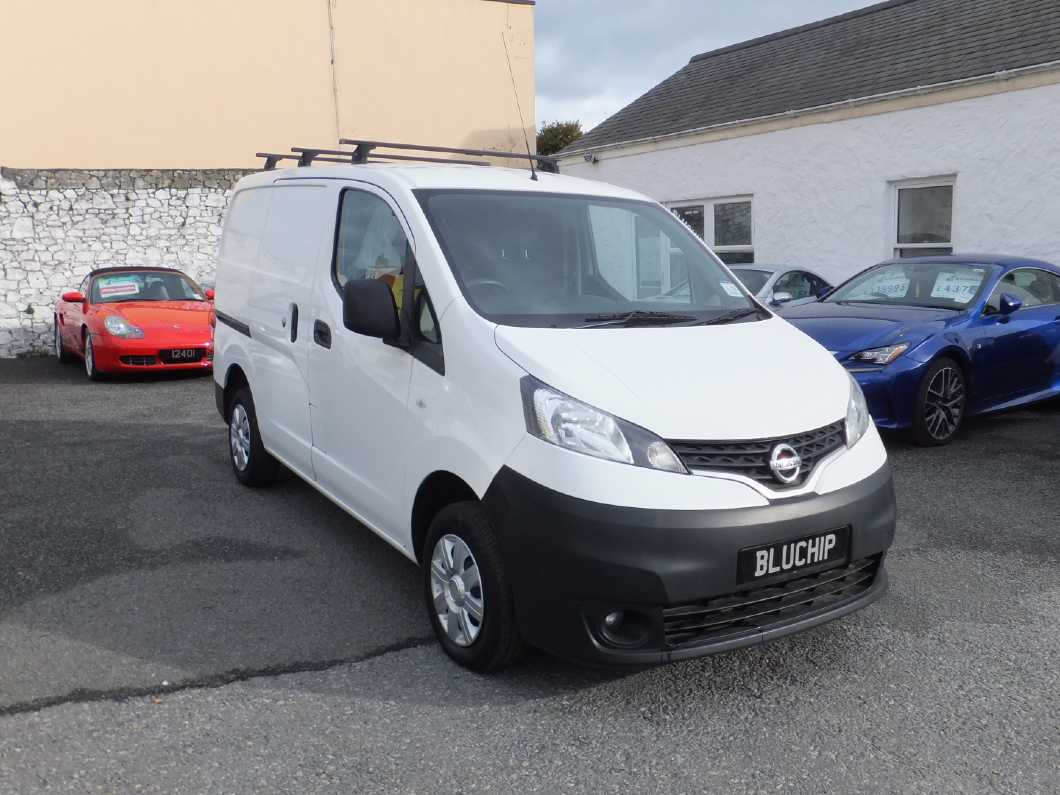NISSAN NV200's, 3x available from £9,995