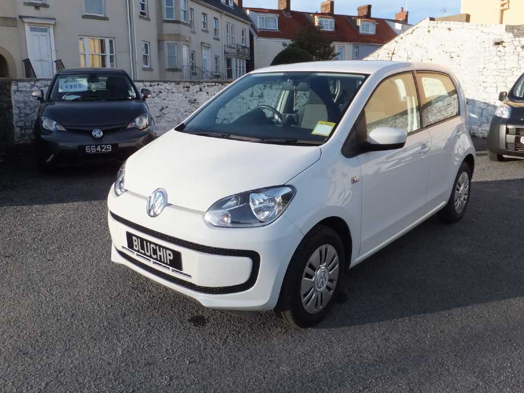 VW Up Move, 2013, low mileage