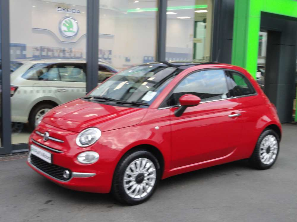 Fiat 500 1.2 Lounge manual (Only 2,100 Miles)